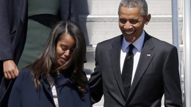 Photo of First Lady: Secret Service Agents Taught Malia How to Drive