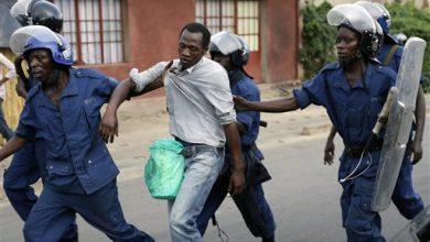 Photo of Burundi Anti-President Nkurunziza Protests in Bujumbura