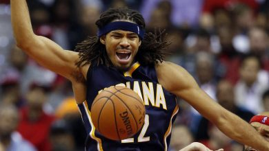 Photo of Police: Pacers' Copeland Stabbed Outside NYC Nightclub