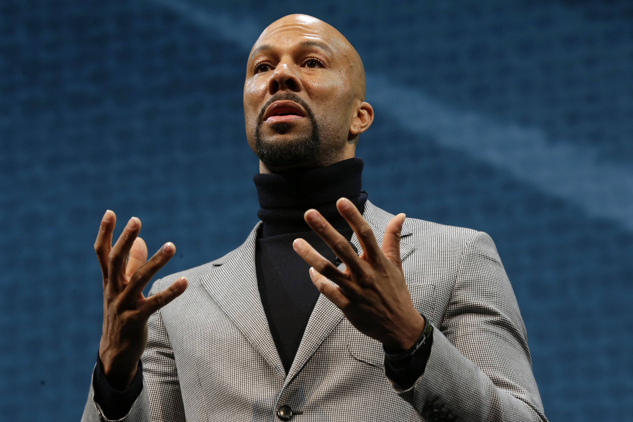 Photo of Common Added to 'Barbershop 3' Cast