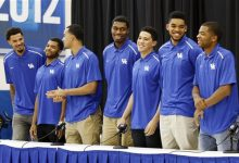 Photo of Biggest Kentucky Group to Date Preparing for NBA Draft