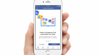 Photo of Facebook Scrapbook: Parents Can Create Photo Collections of Kids