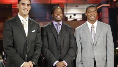 Photo of Nike signs QBs Jameis Winston and Marcus Mariota
