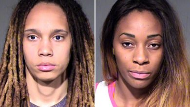 Photo of Brittney Griner, Glory Johnson and the WNBA's Domestic Violence Problem