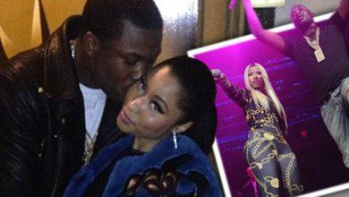 Photo of Nicki Minaj Confirms Engagement to Meek Mill