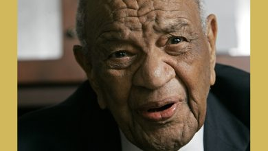 Photo of Gardner Taylor, Preacher and Civil Rights Figure, Dies at 96