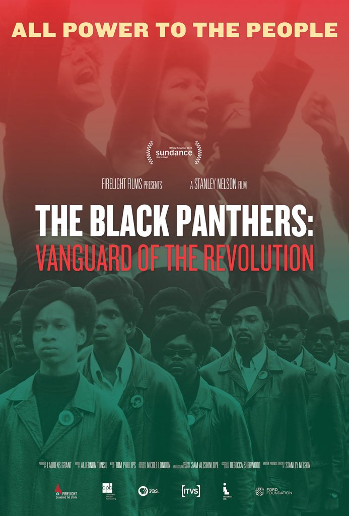 The Black Panthers: Vanguard of the Revolution will have a theatrical release in more than a dozen cities across the country this September.