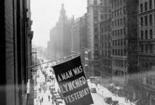 Photo of WILLIAMS: U.S. Must Face Terrible Past of Lynching