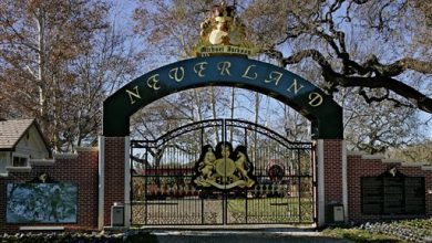 Photo of Neverland, Former Home of Michael Jackson, on Sale for $100M