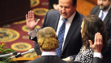 Photo of Missouri House Speaker Resigning After Intern Text Messages
