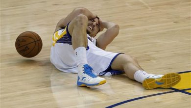 Photo of Agent: Warriors' Klay Thompson Clears First Concussion Tests