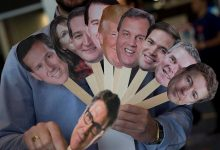 Photo of National Poll Shows No Clear GOP Frontrunner
