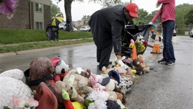 Photo of Permanent Michael Brown Memorial Planned at Shooting Site