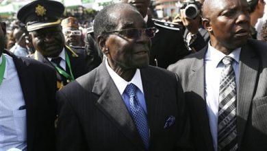 Photo of Mugabe Turns 95