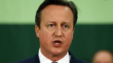 Photo of Cameron's Conservatives Win Big in Surprise UK Election