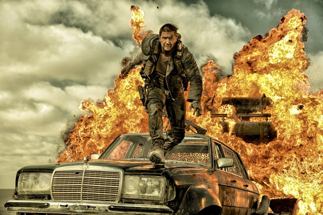 3. Tom Hardy in Mad Max Fury Road