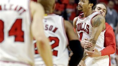 Photo of NBA Fans Are Finally Getting the Derrick Rose They Deserve in 2015 Postseason