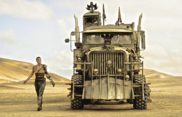 Photo of Film Review: 'Mad Max: Fury Road'