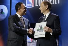 Photo of Timberwolves Win Draft Lottery, Lakers Move to No. 2