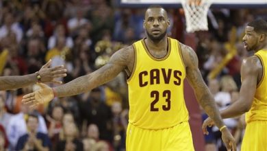 Photo of LeBron Scores 38, Cavs Down Bulls 106-101 in Heated Game 5