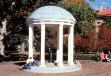 Photo of UNC-Chapel Hill Building to Drop Name of Prominent KKK Head