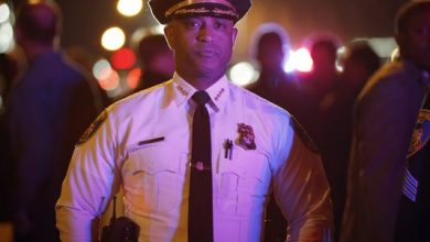 Photo of Baltimore Police Chief: 'There is a Sense of Rage'