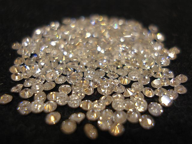diamonds (Swamibu/Wikipedia/CC BY 2.0)