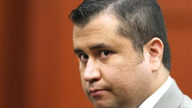 Photo of George Zimmerman Awaits Police Probe in Shooting on Road