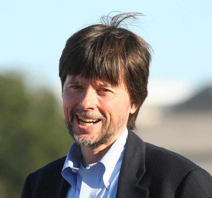 Documentary filmmaker, Ken Burns. (David King/CC BY 2.0)