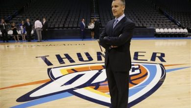 Photo of Thunder Introduce New Coach Billy Donovan