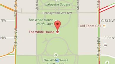 Photo of If You Type 'N—- House' Into Google Maps, It Will Take You To The White House