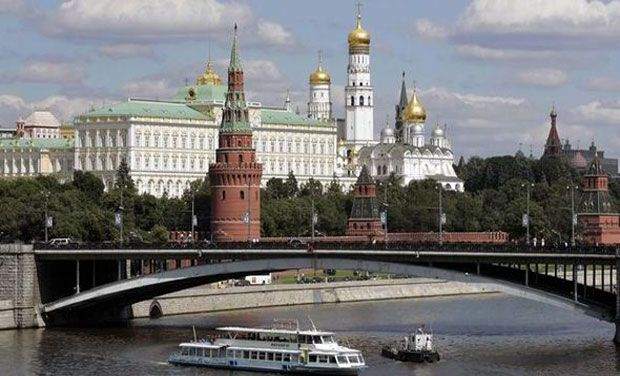 Kremlin in Moscow, Russia (AP Photo)