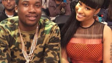Photo of Meek Mill Reveals He and Nicki Minaj Aren't Engaged Yet