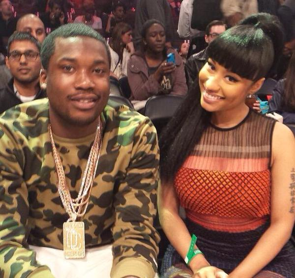 Photo of Meek Mill Reveals He and Nicki Minaj Aren't Engaged Yet