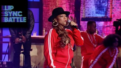 Photo of Queen Latifah Performs LL Cool J's 'Rock the Bells' on 'Lip Sync Battle'