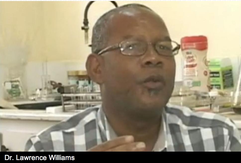 Dr. Lawrence Williams (Courtesy RJRNewsOnline.com)