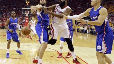 Photo of Houston Avoids Elimination with 124-103 Win Over Clippers