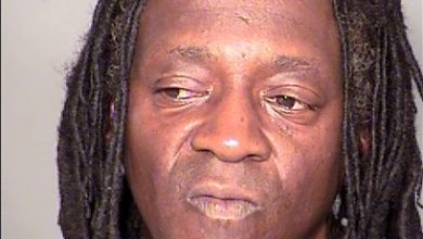 Photo of Flavor Flav Arrested in Vegas, Suspected of Impaired Driving