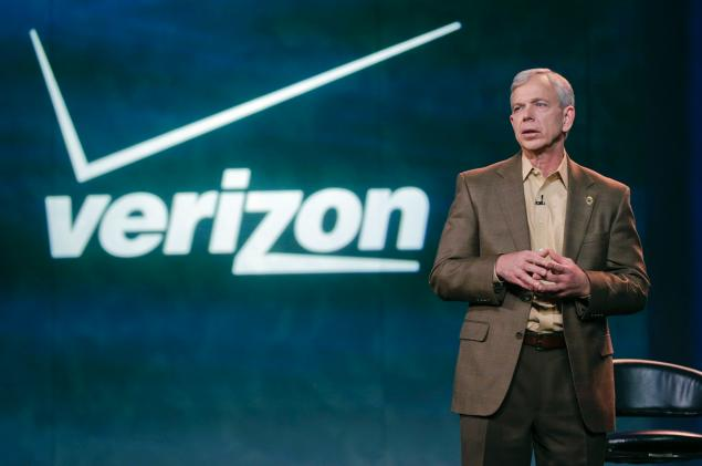 Verizon CEO Lowell McAdam will lead the company in its big foray into online video with the acquisition of AOL. (Julie Jacobson/AP Photo)