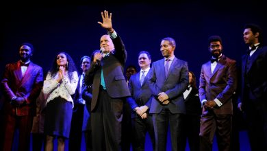 Photo of Berry Gordy Opens Famous Motown Musical in L.A.