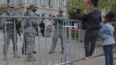 Photo of After Charges Filed and Curfew Lifted, Baltimore Regroups