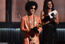 Photo of Prince Puts on Private Show at White House