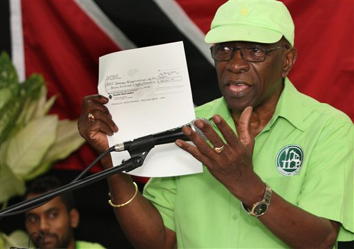 Photo of In Trinidad, Former FIFA Executive Seen as 'Our Robin Hood'