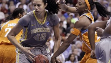 Photo of Griner Files to Annul Marriage to Fellow WNBA Player