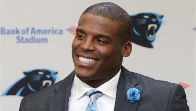 Photo of AP Source: Panthers-Newton 5-Year Deal Worth $103.8 Million