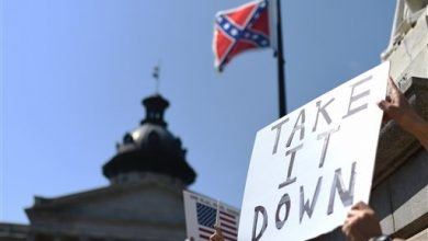 Photo of S.C. Senate Votes to Remove Confederate Flag