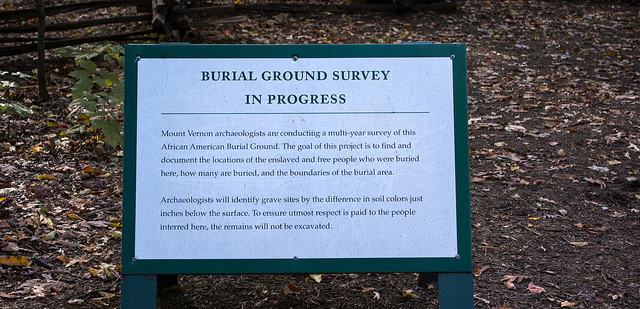 The United States is full of hundreds of African/African American burial grounds dating to a time when cemeteries were still segregated. (Tim Evanson/Flickr/CC BY-S.A. 2.0)