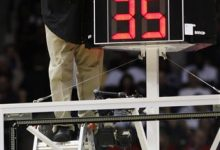 Photo of NCAA Approves 30-Second Shot Clock in Men's Basketball