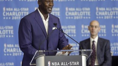 Photo of Michael Jordan Made More Money off Sneakers in 2014 Than He Made in NBA Career
