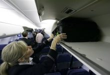 Photo of Airline Group Suggests Smaller Carry-On Bags to Free Up Bins